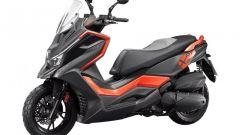 Kymco DT X360, lo scooter pronto all'avventura - Immagine: 12