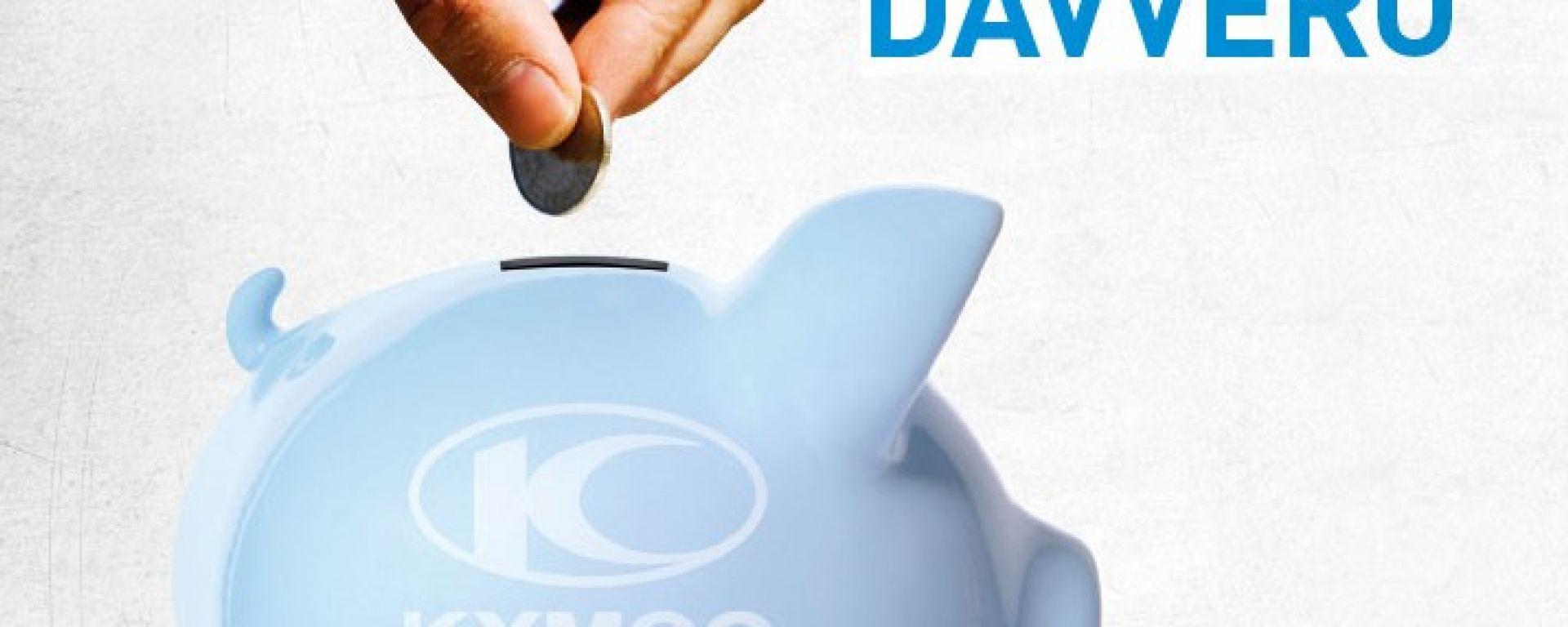 Kymco: Economy per davvero