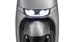 Kymco i-One DX: visuale anteriore