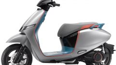 Kymco i-One DX: visuale laterale
