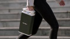 Kymco Ionex: lo scooter elettrico cambia sistema - Immagine: 3