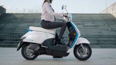 Kymco Ionex: lo scooter elettrico cambia sistema - Immagine: 8