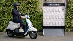 Kymco Ionex: un nuovo concetto di scooter elettrico