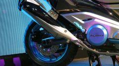 Kymco K50 Concept: le foto ufficiali - Immagine: 6