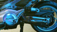 Kymco K50 Concept: le foto ufficiali - Immagine: 1