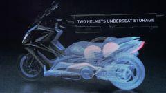 Kymco K50 Concept: le foto ufficiali - Immagine: 9