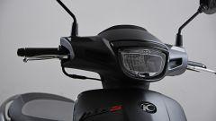 Kymco Like S 125i: dettaglio anteriore