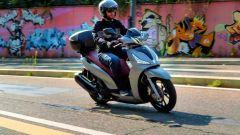 Kymco People S 300 2019: la prova su strada