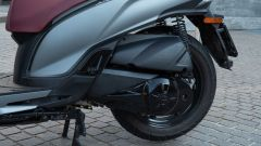 Kymco People S 300: suo il motore più potente