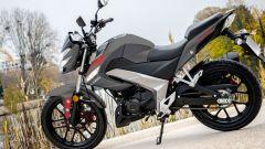 Kymco: non solo scooter, ecco la moto Visar 125 - Immagine: 5