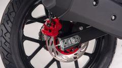 Kymco: non solo scooter, ecco la moto Visar 125 - Immagine: 18