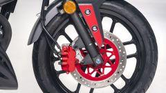 Kymco: non solo scooter, ecco la moto Visar 125 - Immagine: 19