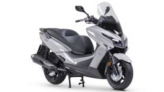 Kymco X-Town 300i ABS 2021: 3/4 frontale