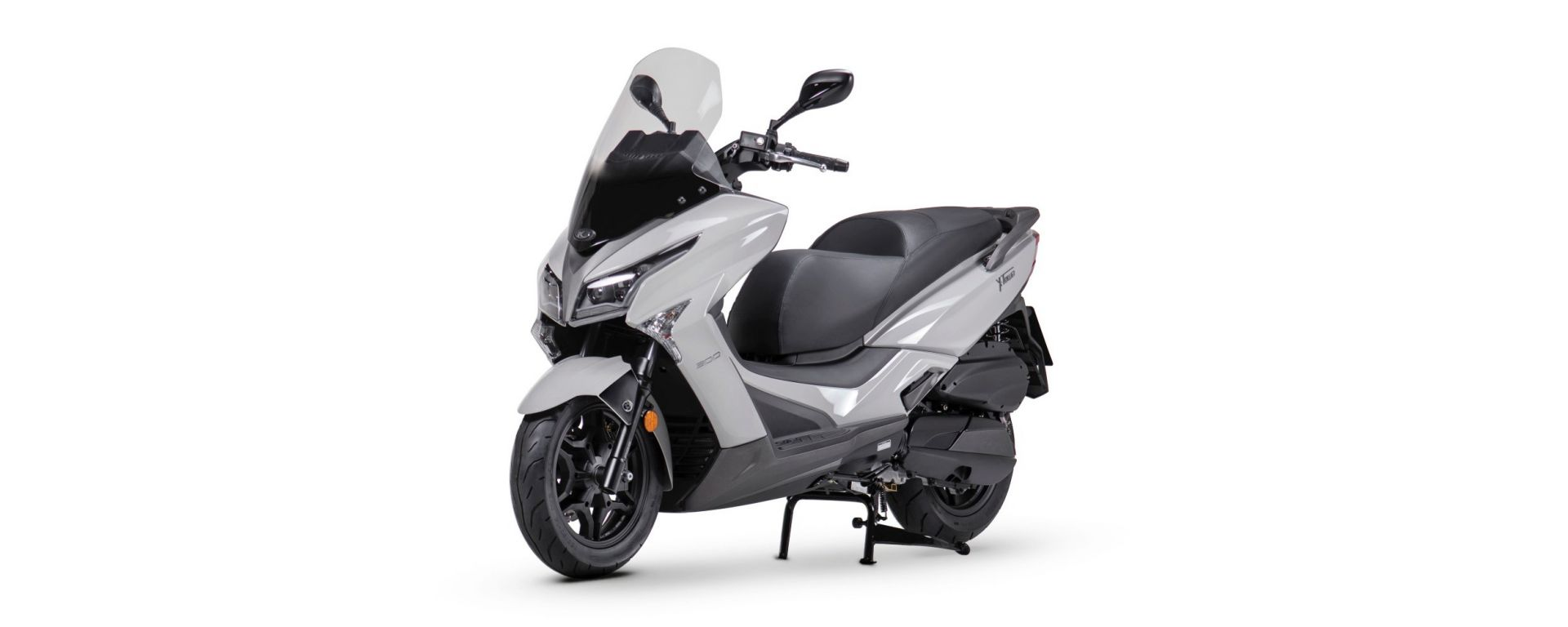 Kymco X-Town 300i ABS 2021: arriva l'Euro 5
