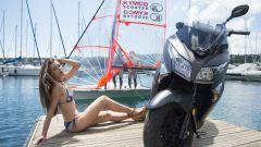Kymco X-Town 300i ABS e 125i CBS  - Immagine: 1