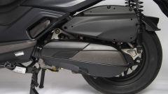 Kymco X-Town 300i ABS, motore