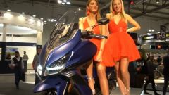 Kymco Xciting S 400 a Eicma 2017