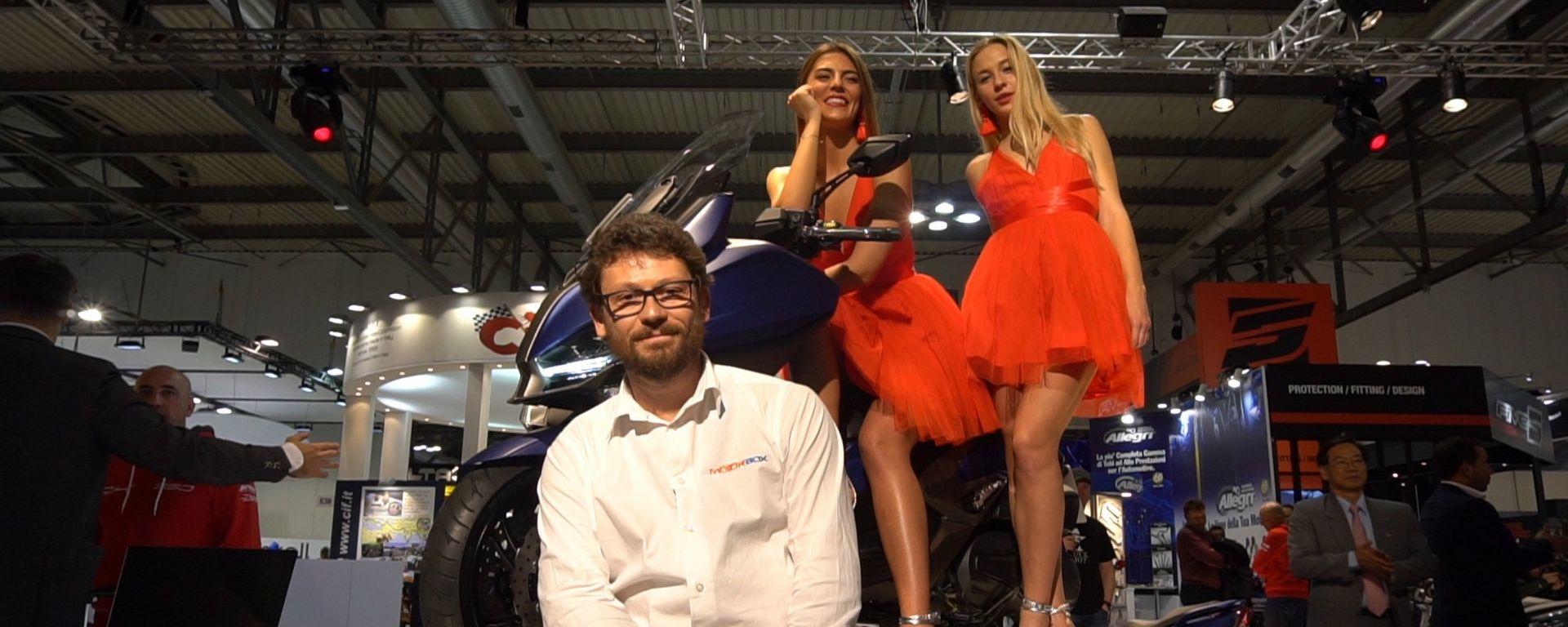 Kymco Xciting S 400, più design, più funzionalità [VIDEO]