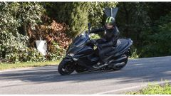 Kymco Xciting S 400: la prova su strada in video - Immagine: 4