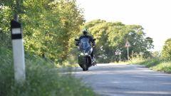 Kymco Xciting S 400: la prova su strada in video - Immagine: 5