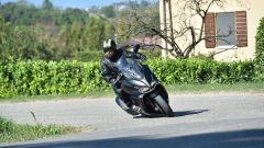 Kymco Xciting S 400: la prova su strada in video - Immagine: 10