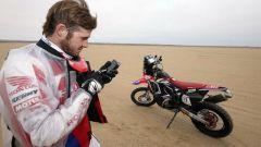 Kyocera Torque G002 saràlo smartphone ufficiale del Monster Energy Honda Team al Dakar Rally 2017