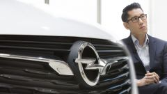 Kyung Min Lee, designer della Opel Crossland X