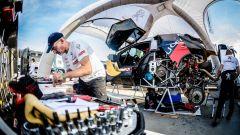 L' hospitality del Team Peugeot Sport - Dakar 2017