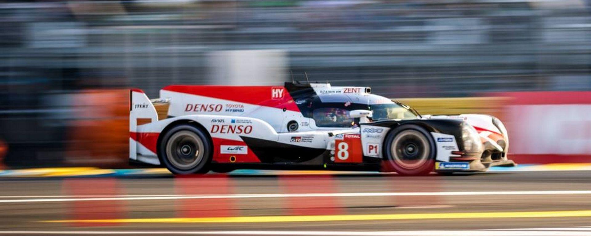 La 24 Ore di Le Mans entra nel vivo: pole provvisoria alla Toyota di Alonso