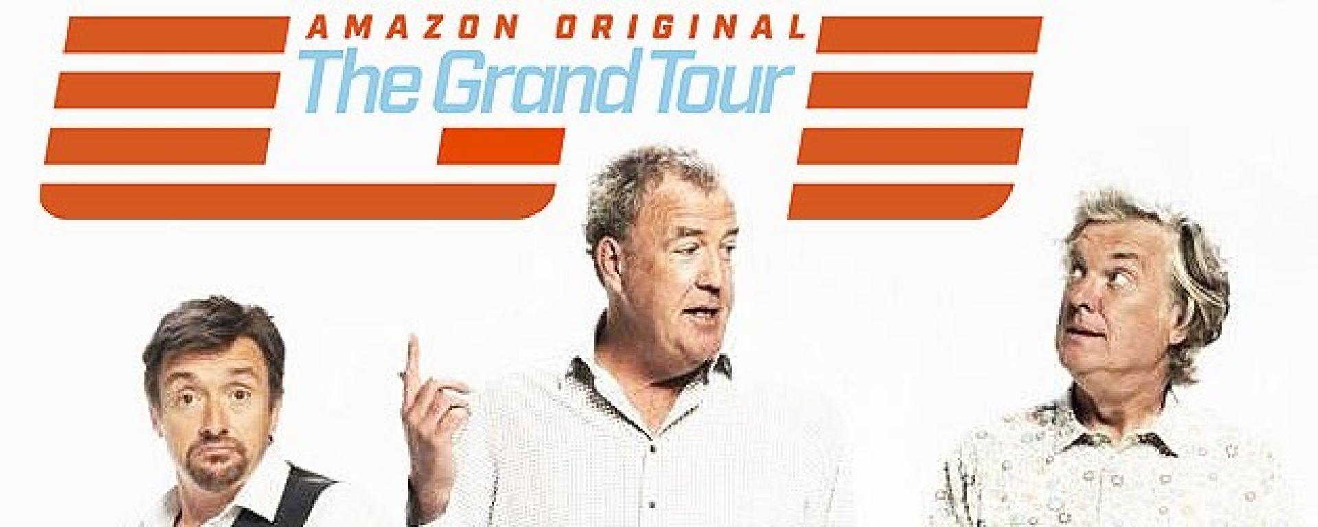 La 3° stagione di The Grand Tour in arrivo il 18 gennaio (trailer)