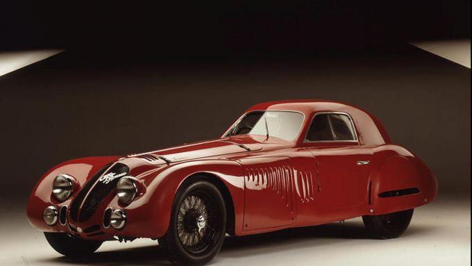 La 8C Speciale Le Mans del '38