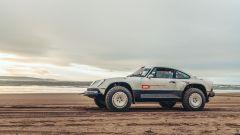La 911 ACS ricorda la 959 della Parigi Dakar 1986