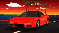 La Acura NSX di Beat That