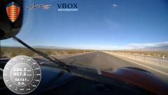 La Agera RS è l'auto di serpe più veloce al mondo