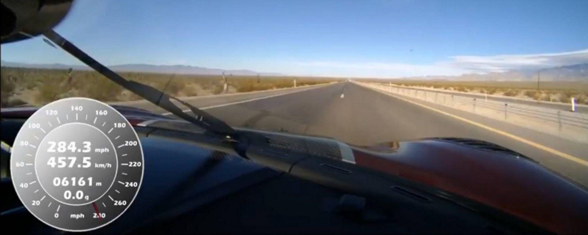 Koenigsegg Agera Rs L Auto Pi 249 Veloce Del Mondo Altro