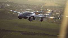 La AirCar di Klein Vision in volo