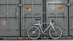 La Angell Bike ha anche le luci dei freni