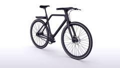 La Angell Bike nero opaco