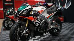 La Aprilia Tuono 1100 RR Misano Edition