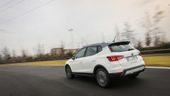 La Arona è il primo SUV di Seat