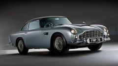 La Aston Martin DB5 protagonista di 007: No Time To Die