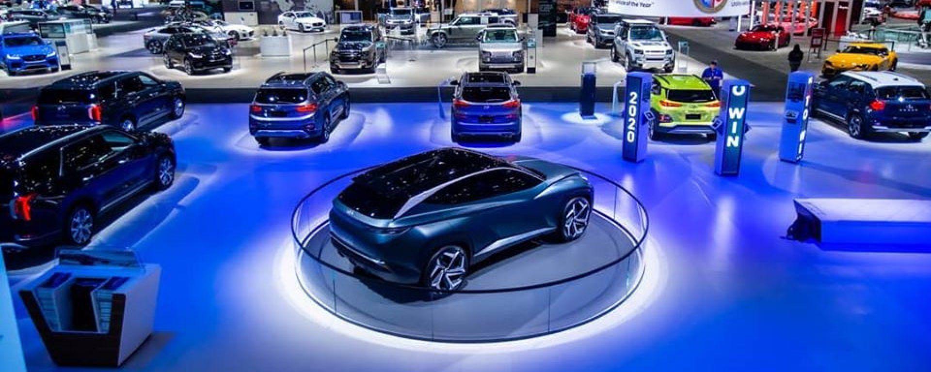 LA Auto Show 2020: il Salone di Los Angeles è ancora in piedi