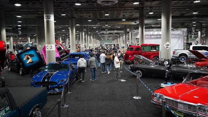 LA Auto Show 2020