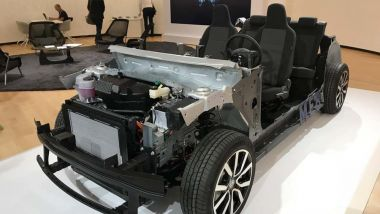 La base di Volkswagen ID.2 e Volkswagen ID.1 sarà la piattaforma MEB semplificata