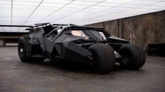 La Batmobile del Cavaliere Oscuro