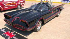 La Batmobile va all'asta - Immagine: 3