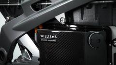 La batteria sviluppata da Williams per la Triumph TE-1 Project