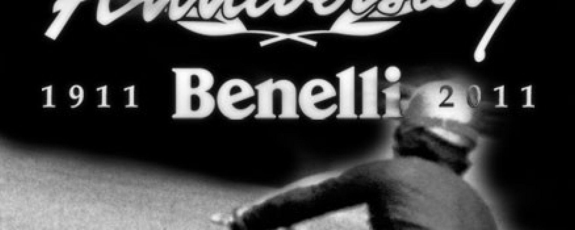 Benelli festeggia i suoi primi 100 anni