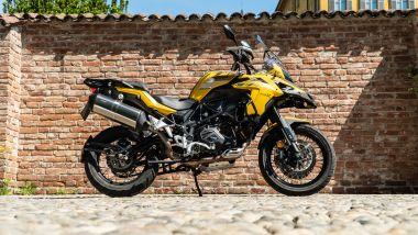 La Benelli TRK 502 X
