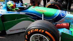 La Benetton di Michael Schumacher (3)